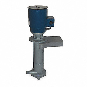 Pump, Vertical, 1/20 HP, 115V