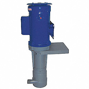 Pump, Vertical, 3/4 HP, 230V