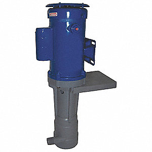 Pump, Vertical, 3/4HP, 230V