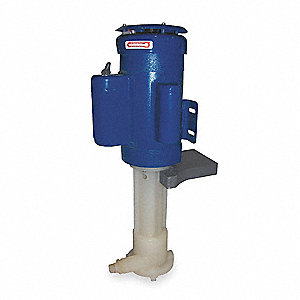 Pump, Vertical, 1/6 HP, 230V