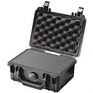Black Protective Case, Mfr. Series Pelican Classic
