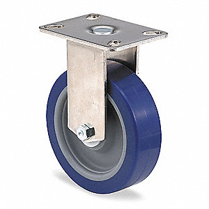Rigid Plate Cstr,55 Shore D,5 in,450 lb.