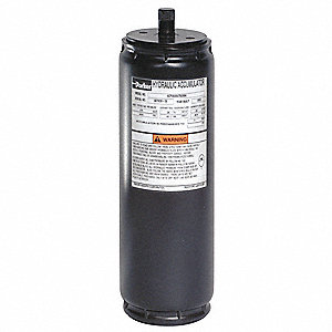 Piston Accumulator, 60 cu in,  1 1/16-12