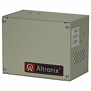 Steel Class 2 Transformer with Gray Finish