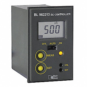 Process Controller,EC,0.0 to 1999 uS/cm