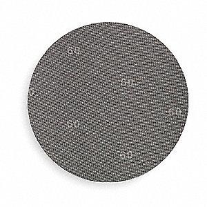 20 Non Woven PSA Sanding Disc 80 Grit Vacuum