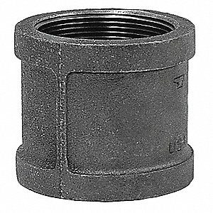 "Coupling, FNPT, 2"" Pipe Size - Pipe Fitting"