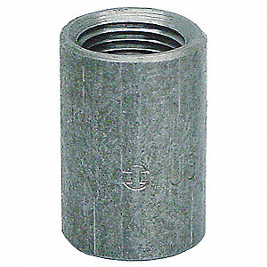 "Merchant Coupling, FNPS, 1"" Pipe Size - Pipe Fitting"
