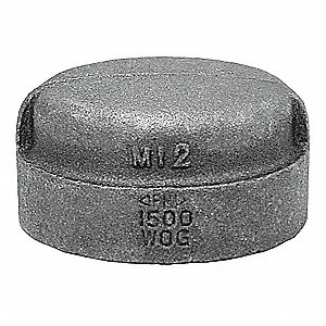 "Cap, FNPT, 3-1/2"" Pipe Size (Fittings)"
