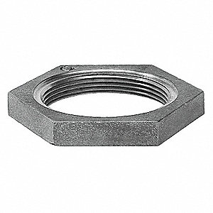 "Hex Locknut, FNPT, 3/4"" Pipe Size - Pipe Fitting"