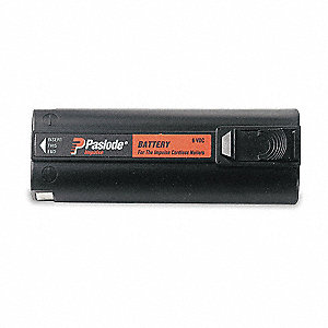 Standard Battery, 6.0 Voltage, NiCd