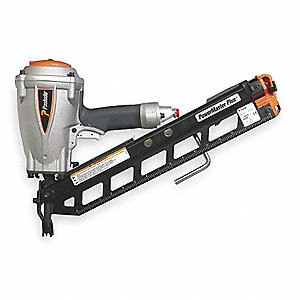 Paper Air Framing Nailer, Silver