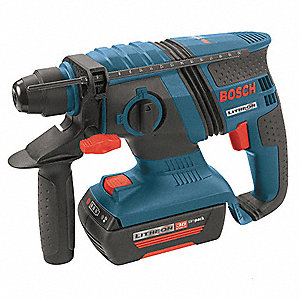 Cordless Rotary Hammer Drill Kit, 36.0 Voltage, Battery Included