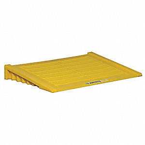 Accumulation Center Ramp,Yellow
