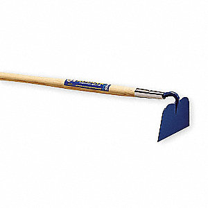 "General Purpose Hoe with 52"" Seal-Coated Wood Handle"