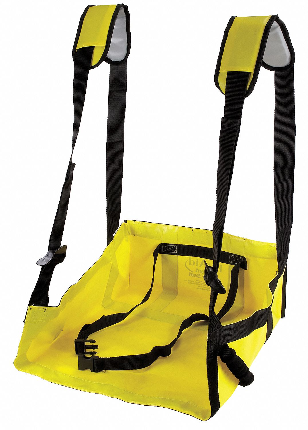 Rescue Seat,  350 lb Weight Capacity,  20 1/2 in Width,  1 in Height,  Vinyl