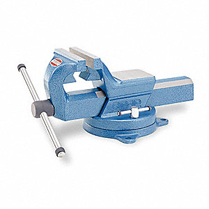 Combination Vise,Swivel,Standard Duty