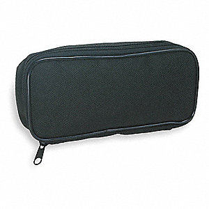 Carrying Case,Soft,Vinyl,2.5 x4.3x8.3 In