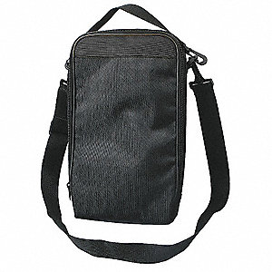 Carrying Case,Soft,Nylon,3.5x7.9x12.8In