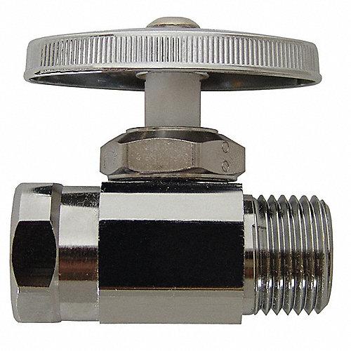 Coflex llave d cont sanitario 1 2x1 2pulg recta llaves for Llave paso agua