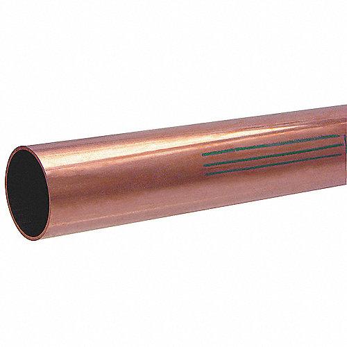 Mueller industries tuber a de cobre tipo k recto 3 4 pulg - Precio de tuberia de cobre ...