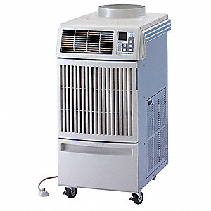 Commercial/Industrial 120V Portable Air Conditioner, 16,800 BtuH Cooling