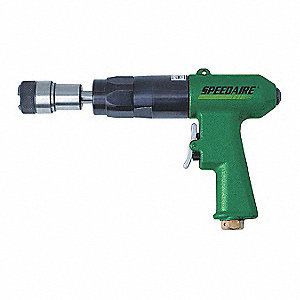 0.50 HP Air Hand Tapping Tool&#x3b; Includes Quick Change Tooling Adaptor