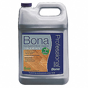 BONA Gal Hardwood Floor Cleaner EA WYNWM Grainger - Bona floor stripper