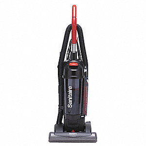 Upright Vacuum,15 In,135 cfm,10A,120V
