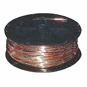 BUILDING WIRE,BARE CU,4AWG,170A,200