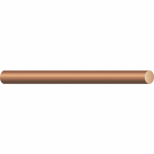 Southwire Bare Copper Grounding Wire 6 Awg Solid 25 Ft 4wzu6 10638525 Grainger