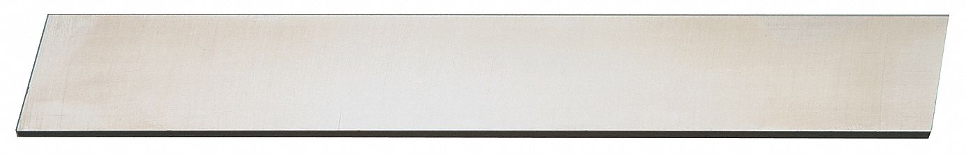 Lathe Tool Blank,  High Speed Steel,  Overall Width 5/16 in,  Overall Height 5/16 in