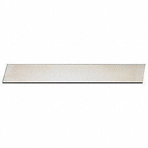 Lathe Tool Blank,  High Speed Steel,  Overall Width 3/16 in,  Overall Height 3/16 in