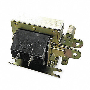 "Solenoid, 120VAC Coil Volts, Stroke Range: 1/8"" to 1"", Duty Cycle: Continuous"