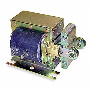 Solenoid,Laminated,1/8 - 1 in,Continuous