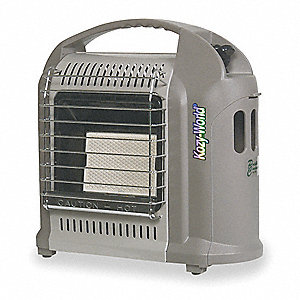 portable gas btuh - Propane Space Heater
