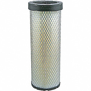 Air Filter,5-7/8 x 13-3/16 in.