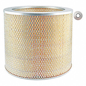 Air Filter,12-1/32 x 10 in.