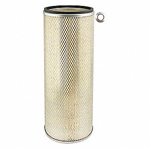 Air Filter,8-5/8 x 21-1/32 in.