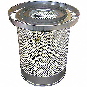 Air Filter,8-29/32 x 12-7/32 in.