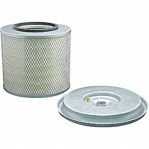 Air Filter,10 x 9-7/16 in.