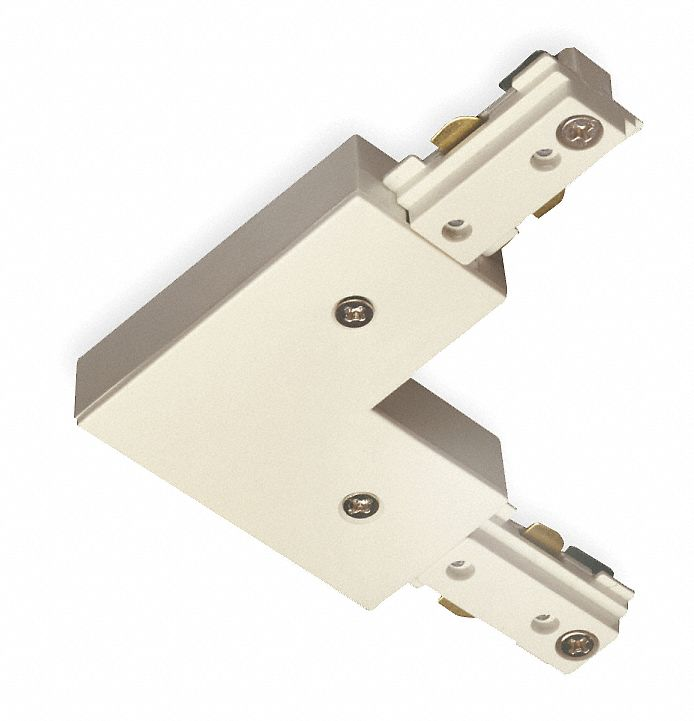 White 1 Circuit/s Connector, 2,400 Max. Total Watts, 120V AC