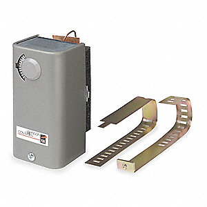 4-7/16 x 2-5/32 x 2-13/16 Strap On Hot Water Control