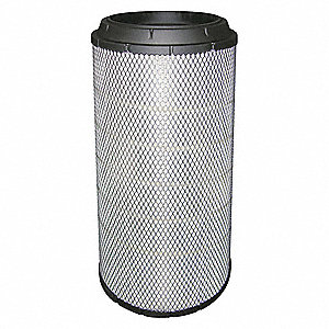 "Air Filter, Radial, 20-15/32"" Height, 20-15/32"" Length, 11-3/32"" Outside Dia."