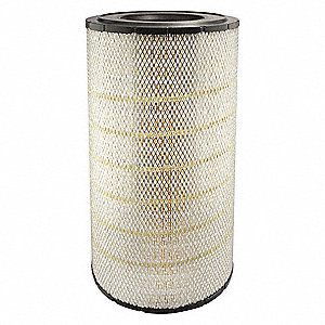 "Air Filter, Radial, 22-9/32"" Height, 22-9/32"" Length, 12-31/32"" Outside Dia."