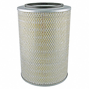 Air Filter,8-9/32 x 11-1/2 in.