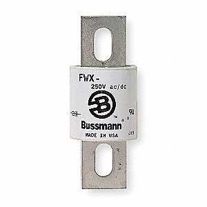 350A Fast Acting Ceramic High Speed Semiconductor Fuses with 250VAC/DC Voltage Rating; FWX Series