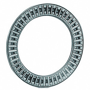 Needle Thrust Bearing,Bore 1.500 In