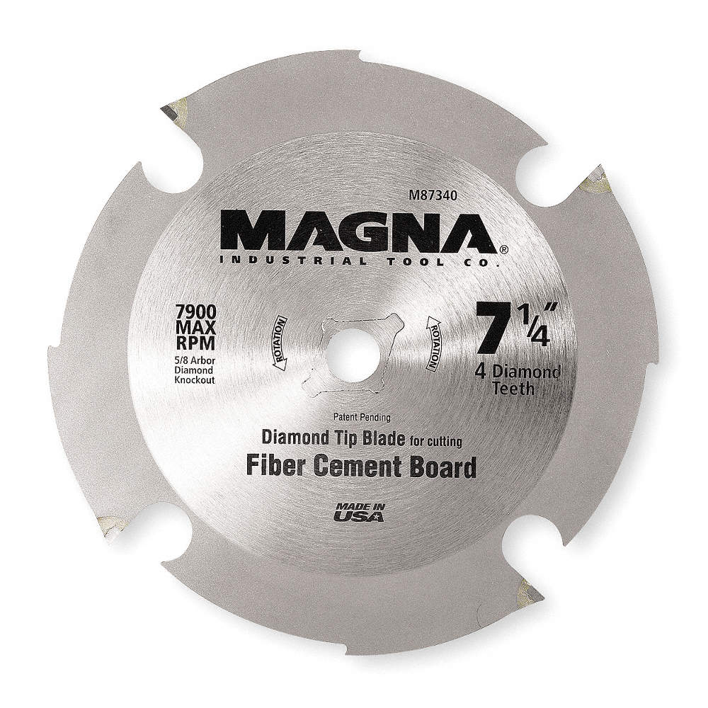 Magna circular saw blade7 14 in4 teeth 4xg40m87340 grainger zoom outreset put photo at full zoom then double click greentooth Image collections