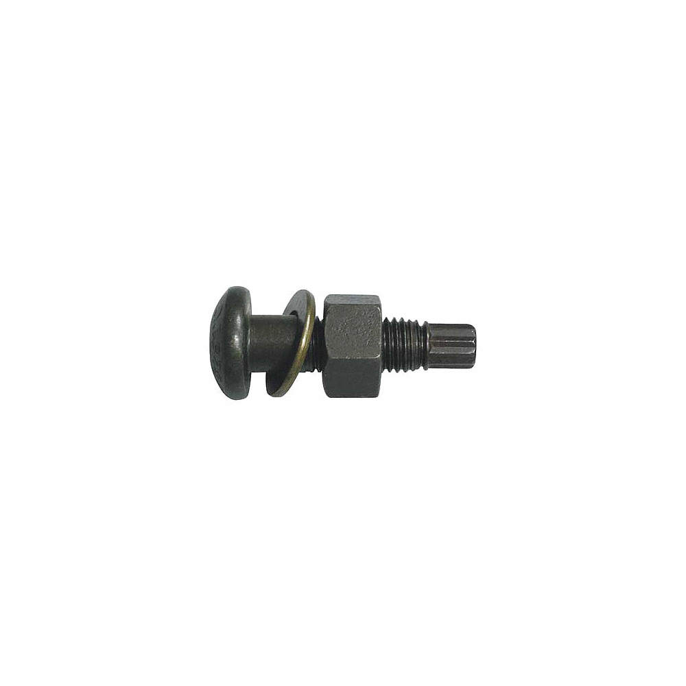 3/4-10 Steel Tension Control Bolt, A325 Type 1, 2-1/2
